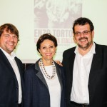 Ambrogio Crespi, Francesca Scopelliti e Luigi Crespi