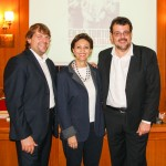 Ambrogio Crespi, Francesca Scopelliti e Luigi Crespi 2