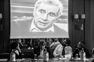 Conferenza Stampa del Docufilm di Ambrogio Crespi