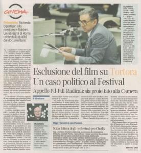 Il Corriere della Sera 31.10.2013