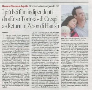 Il Tempo 13.03.2014